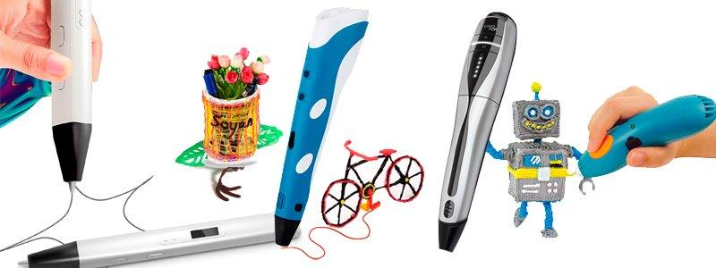 3D Printing Pen 3D Arts Drawing Learning Pen With LED Display -UK Plug
