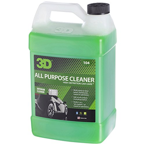 3D All Purpose Cleaner - 1 Gallon | Safe, Biodegradable Degreaser | Environmen