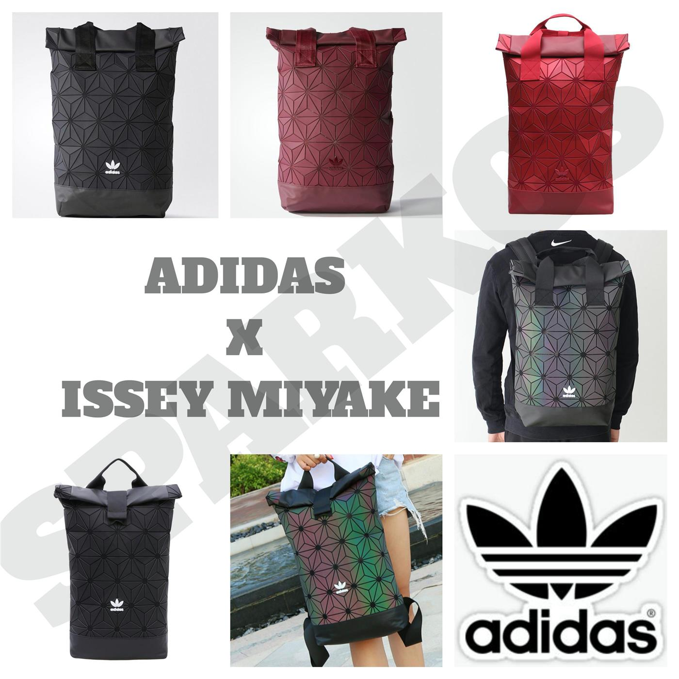 3e11393fd2 Adidas Originals 3d Mesh Roll Up Backpack Roll Top- Fenix Toulouse ...