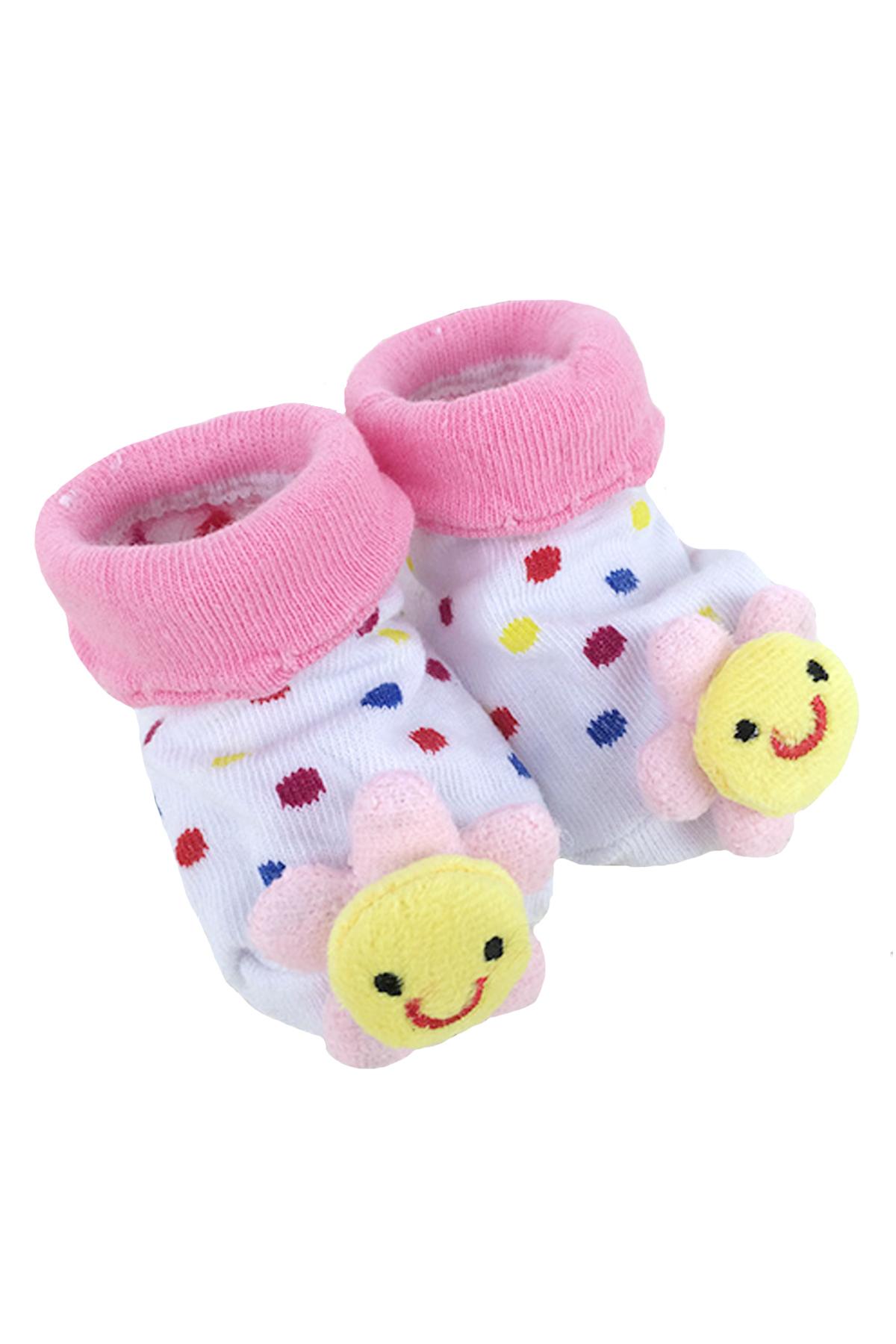 3D Sunflower Anti slip Baby Socks end 6 7 2020 11 30 AM