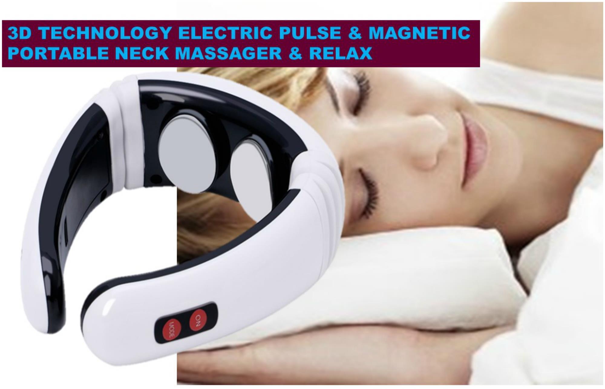 3D Technology Electric Pulse & Magne (end 9/14/2018 5:15 PM