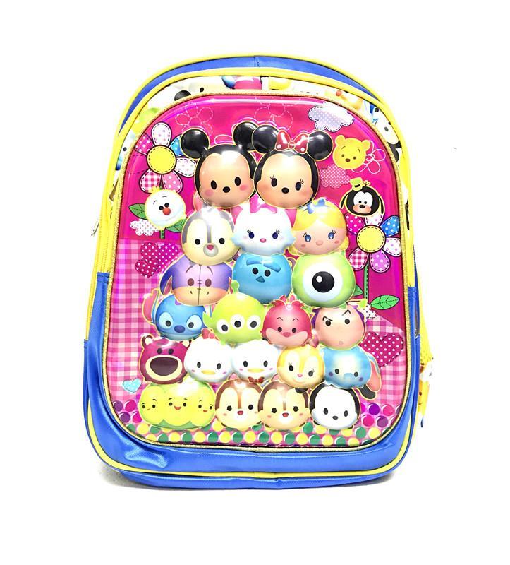 aac6e80b60 3D Tsum Tsum Primary Kid School Bag (end 11 25 2019 2 23 PM)