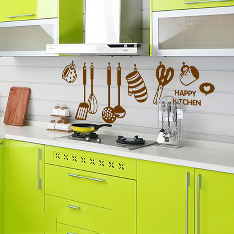 3d waterproof kitchen wall stickers (end 3/28/2019 6:39 am)