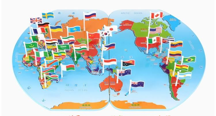 3d world map and flags end 1232017 523 pm 3d world map and flags gumiabroncs Image collections