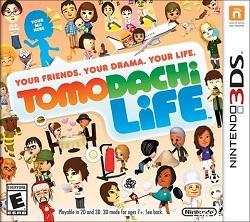 3DS Tomodachi Life - US