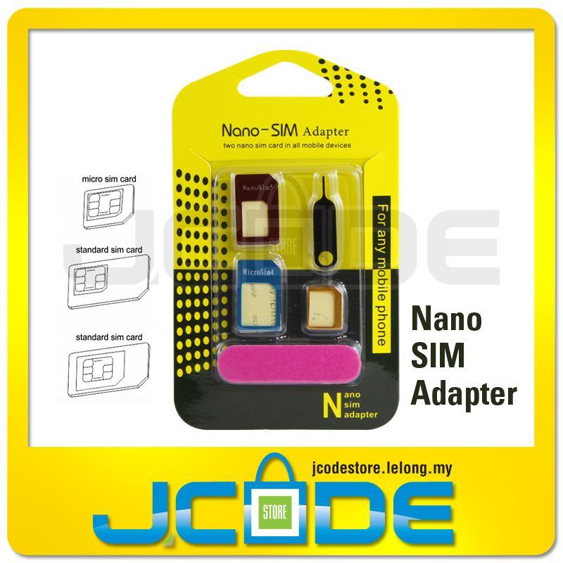 3in1 Nano SIM To Micro SIM/Standard (end 5/31/2020 12:00 AM