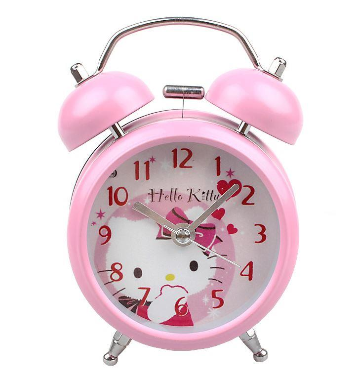 3inch hello kitty alarm clock pink end 5122019 1115 pm