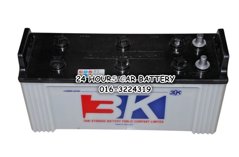 3K LOW MAINTENANCE DRY CHARGE N120 (115F51R) AUTOMOTIVE CAR BATTERY
