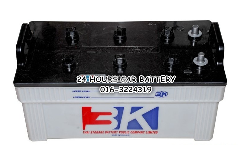 3K LOW MAINTENANCE DRY CHARGE N200 (190H52R) AUTOMOTIVE CAR BATTERY