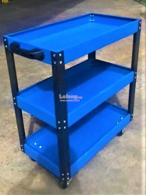 3Layer Service Cart Tools Trolley