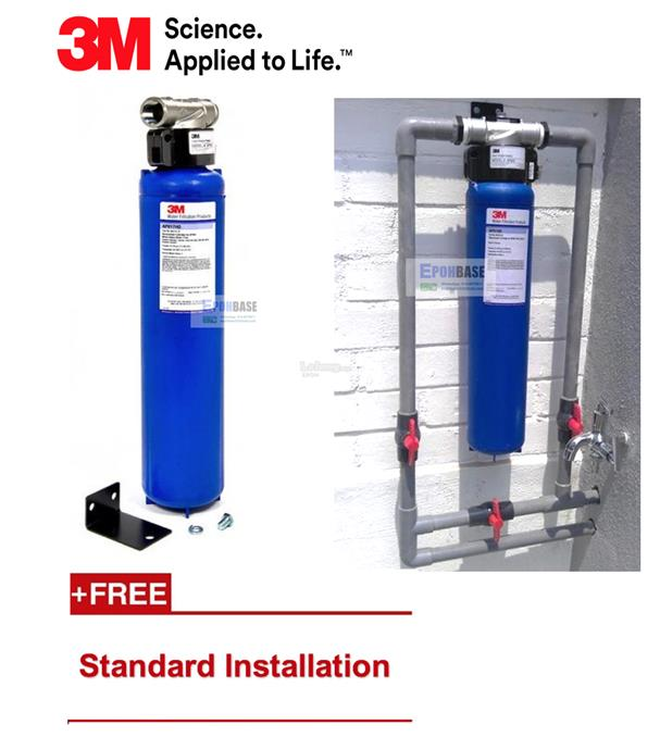3m whole house water filters system (end 7/11/2019 10:15 pm)