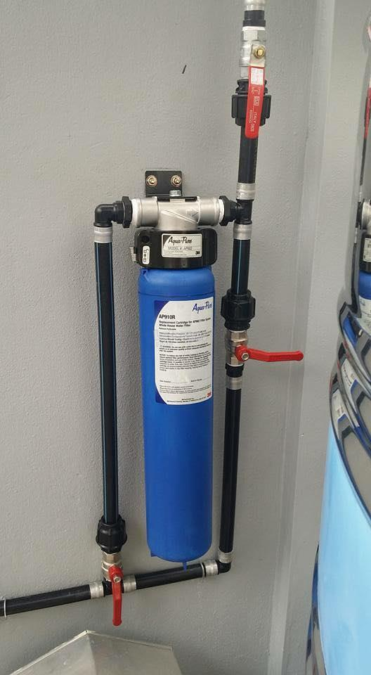 3M Whole House Water Filtration System, Outdoor Water Filter AP902