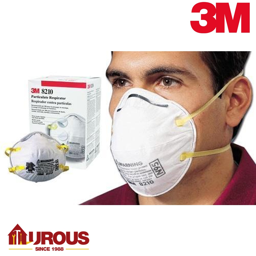 Anti Mask Hacksaw Respirator 3m Haze W 8210 Face Particulate N95 Bahco Blade