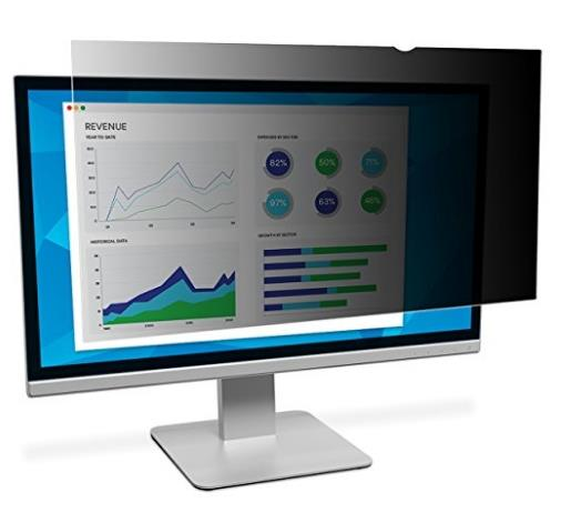3M PRIVACY FILTER FOR 19 IN WIDESCREEN MONITOR(16:10)(257mm x 410 9mm)