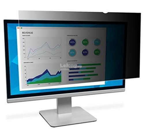 "3M PRIVACY FILTER FOR 19"" WIDESCREEN MONITOR (PF190W1B)"