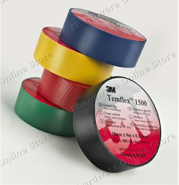 3M Pro Vinyl Electrical Tape (Open Stock) (3M15001710)