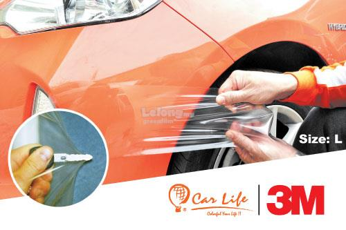 3M Scotchgard Wraping Film Car Protection/Bumper/Large/2Pcs/CarLife/5&