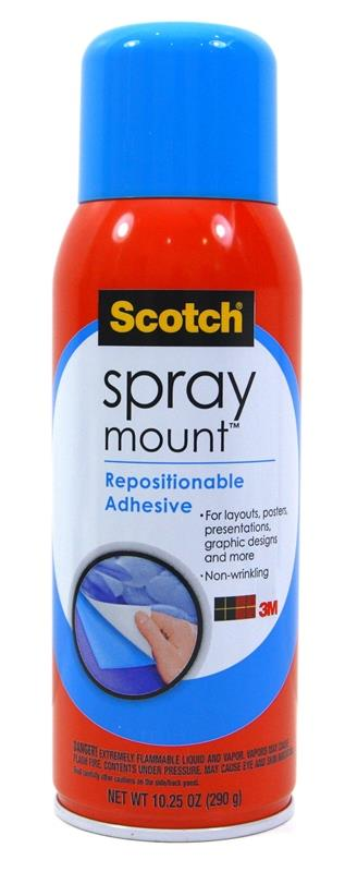 3M Spray Mount Artist's Adhesive 6065 290g