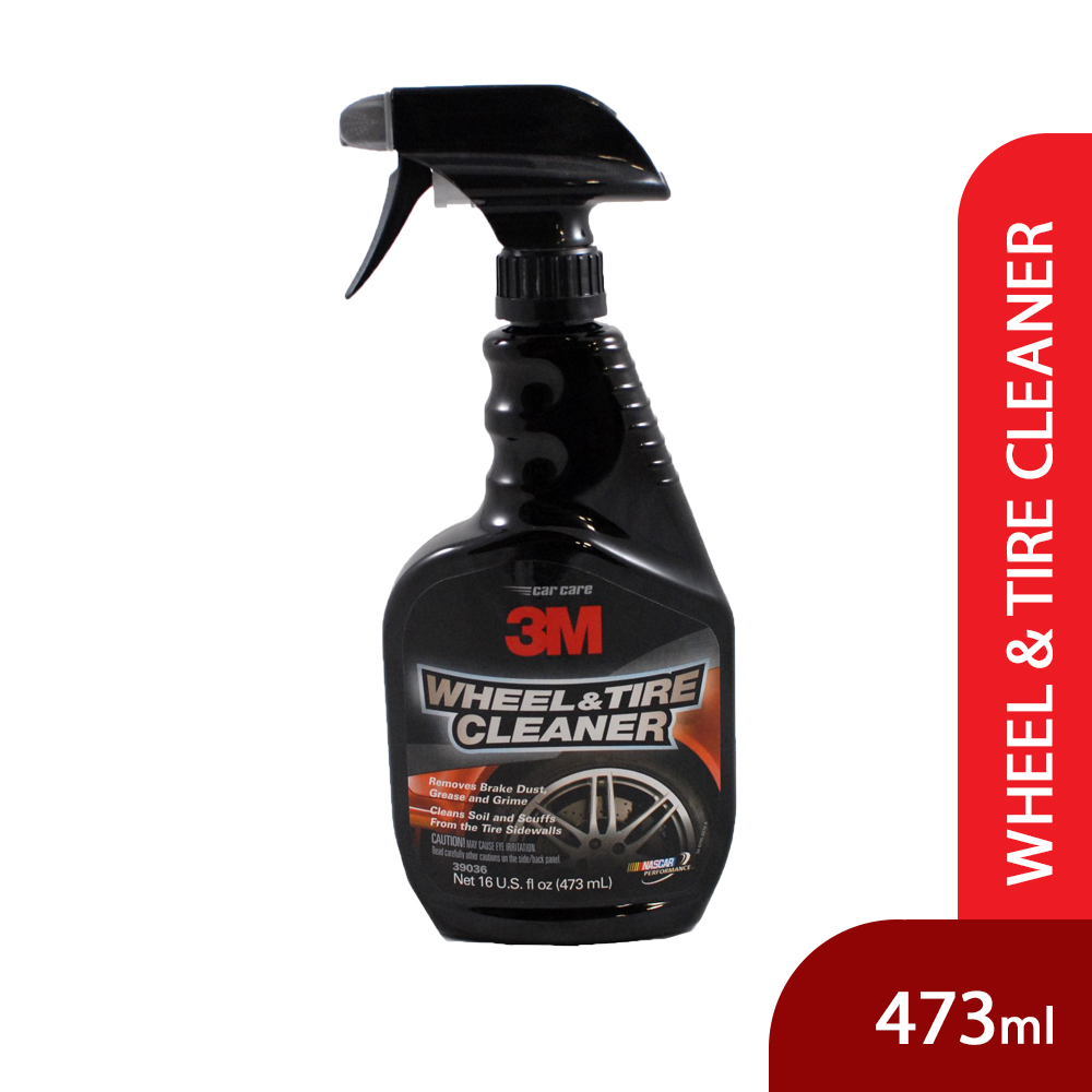 3M Wheel and Tire Cleaner 39036 16oz