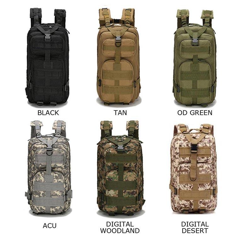 daa58d0a458 3P Tactical Hiking 30 Litre Backpac (end 7/30/2021 12:00 AM)