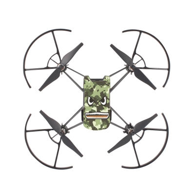 3PCS Water Resistant PVC Drone Body Stickers for DJI TELLO (MULTI)