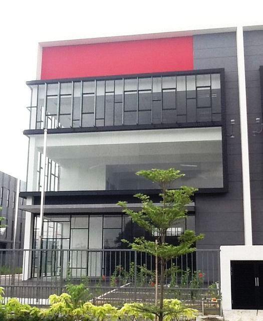 3sty Semi-D Factory/Warehouse For Sale, Hicom Glenmarie, Shah Alam