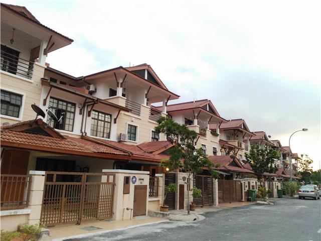 3sty Terrace House for sale, Gated Guarded, Mutiara Bukit Jalil