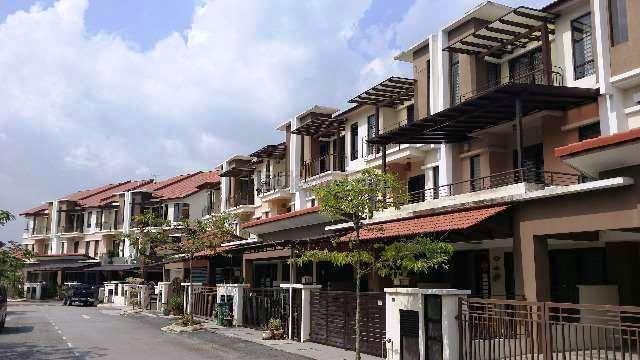 3sty Terrace House for sale, Mutiara Bukit Jalil, Phase 3, Bukit Jalil