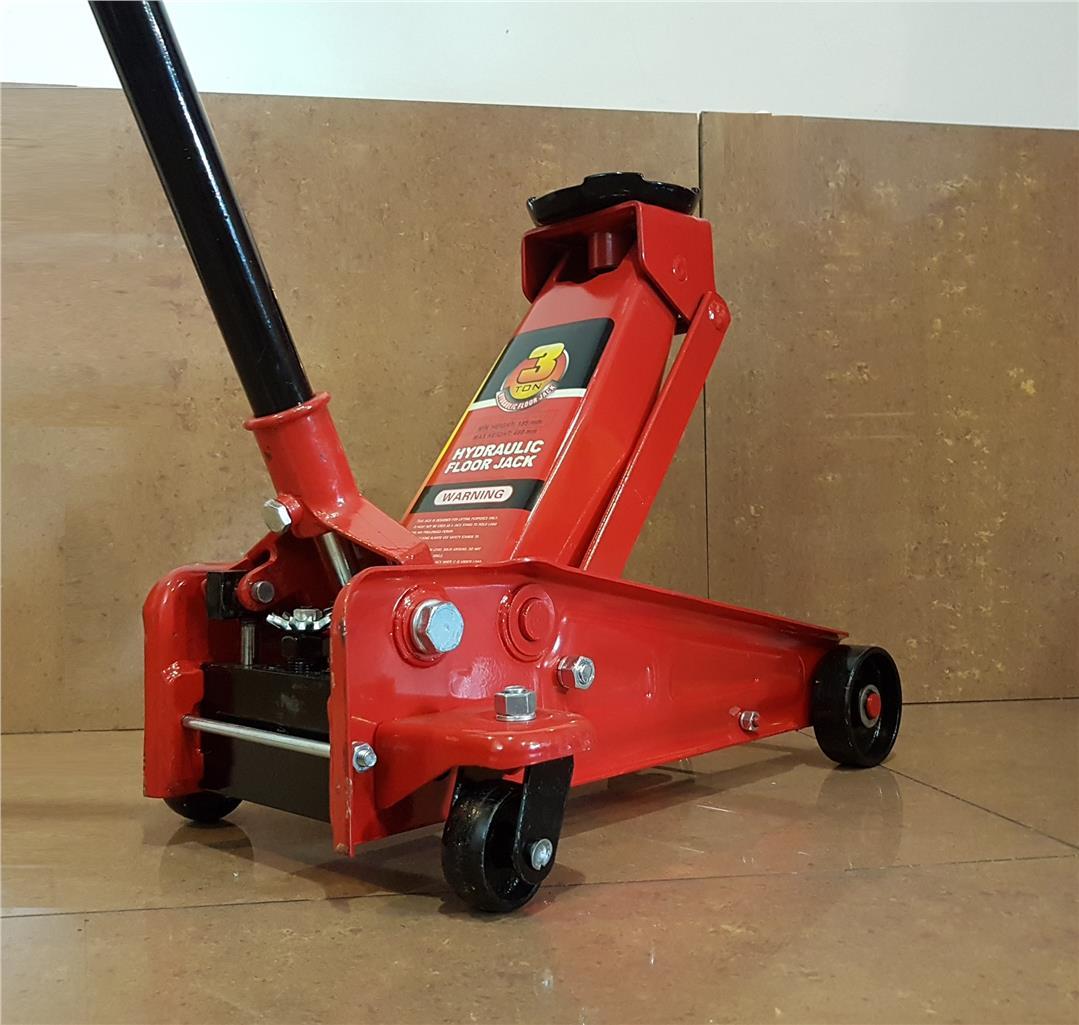 3Ton Hydraulic Floor Jack ID30907