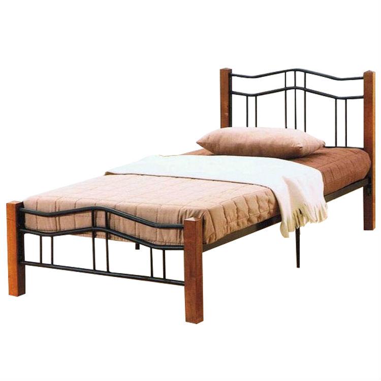 3V Single Metal Bed Frame For Kids (end 3/22/2021 12:00 AM)