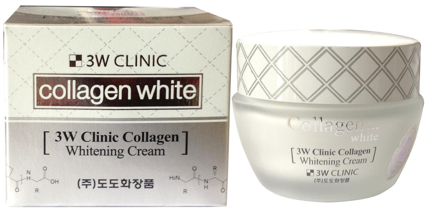 3W Clinic Collagen White Whitening Eye Cream IOPE - Pore Clinic Tightening Essence - 30ml/1.01oz