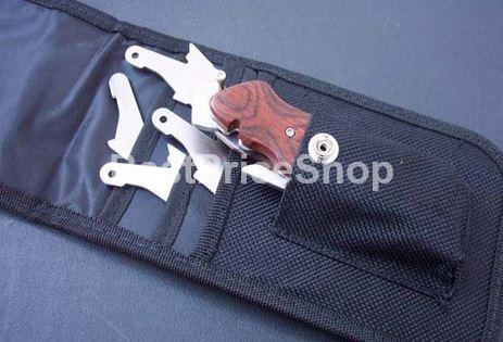 4 in 1 Camping King Multifunction Tools - Axe Knife Blade Saw