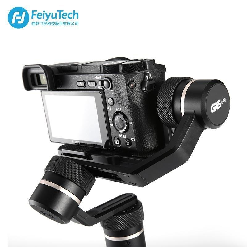4 in 1 FeiyuTech G6 Plus Handheld Gimbal Stabilizer for Camera