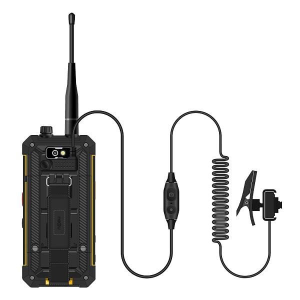 4.7 Inch Nomu T18 Rugged Phone (WP-T18).