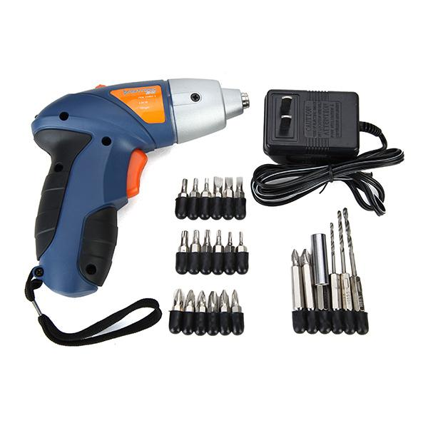 4.8V Rechargeable Electric Screwdriver Small Drill Driver Cordless Sle