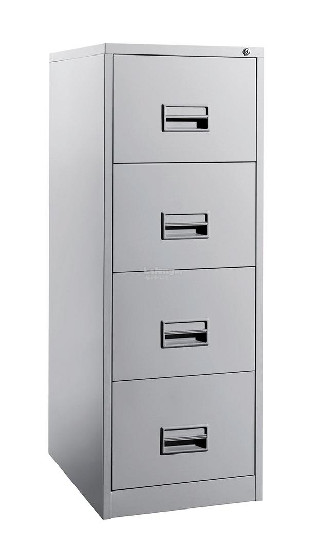 hot sale online b163e 99e58 4 Drawer Steel Filing Cabinet for Office & Home