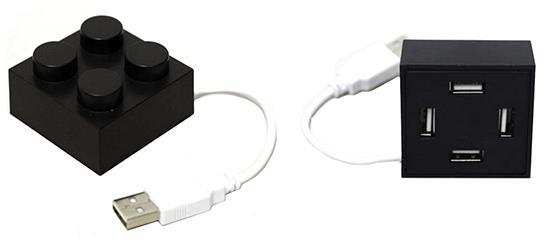 4 PORT USB 2.0 LEGO BRICK HUB (end 7/2/2017 7:15 PM)