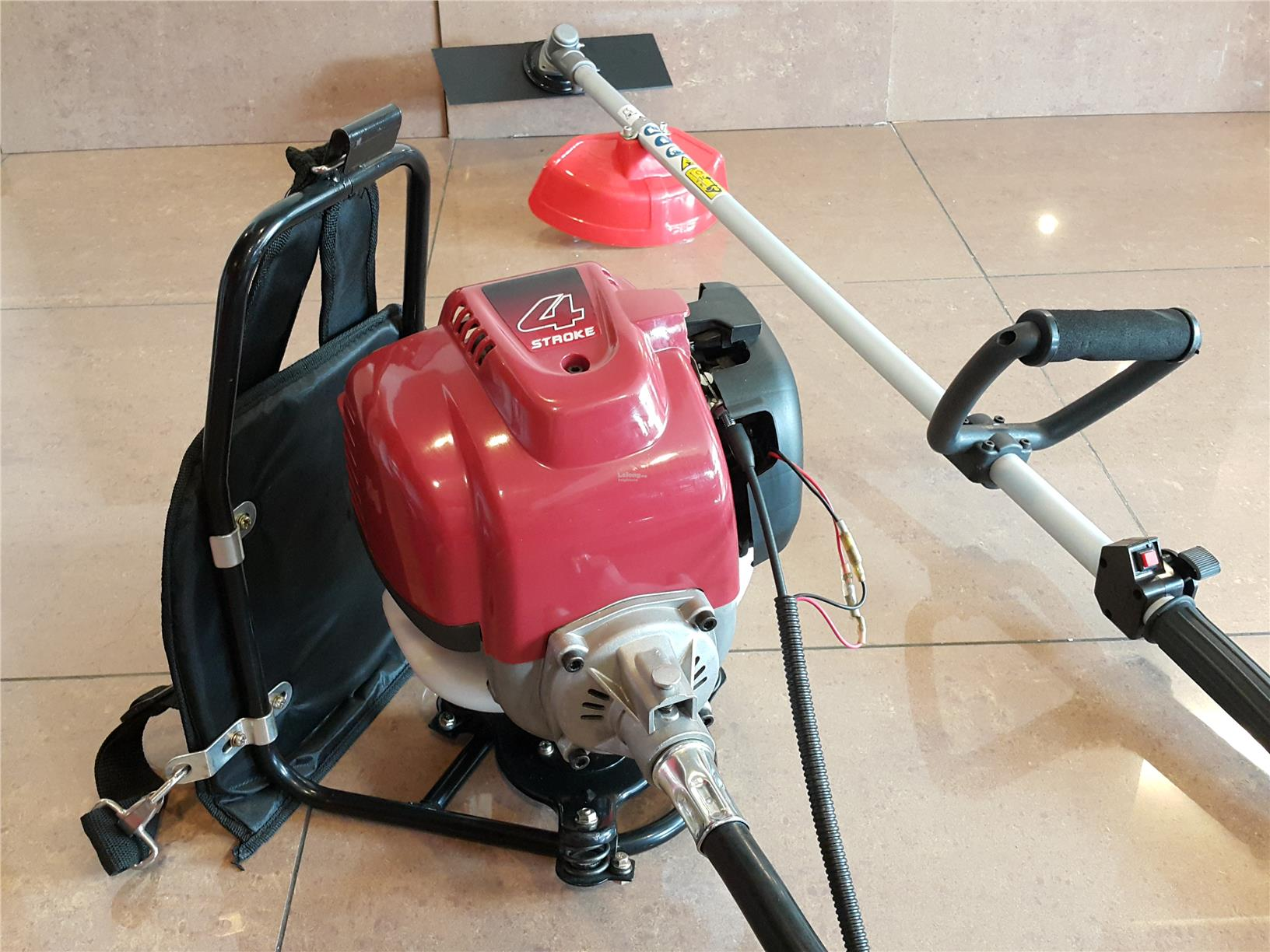 4-Stroke Gasoline Brush Cutter ID555175 ID115171
