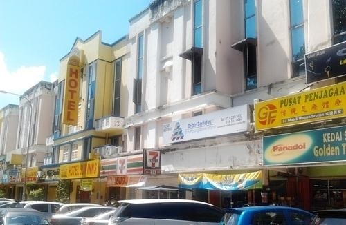 4 Sty Shop Office for sale, Medan Putra Business Centre, Kepong