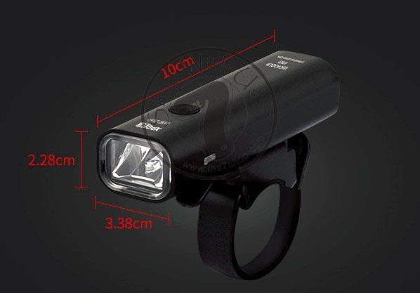 400 lumens USB Rechargeable Front Light