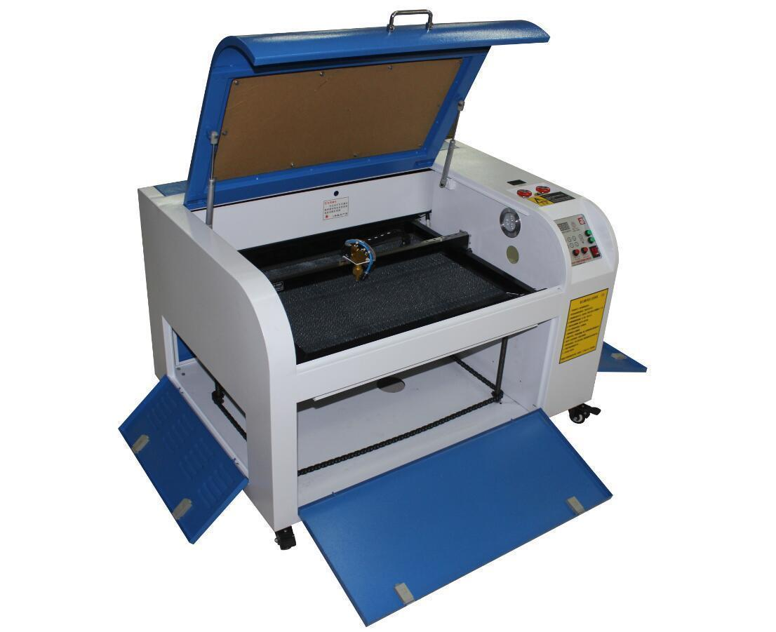 4060 50W CNC CO2 Laser Engraving Cutting Machine for Acrylic Wood