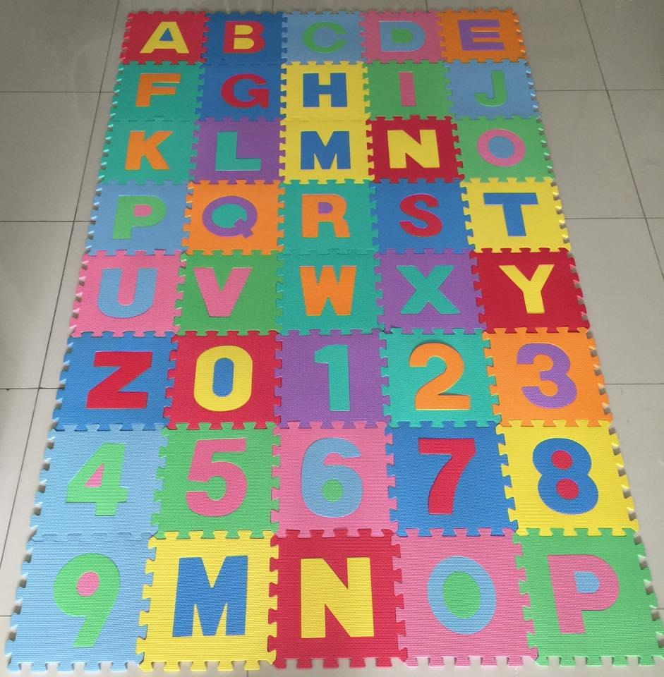 education kids mats play child playmat entertain animal floor early alphabet g for puzzle number w mat item set