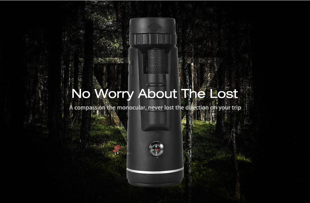 Hd mini monocular telescope w end  pm