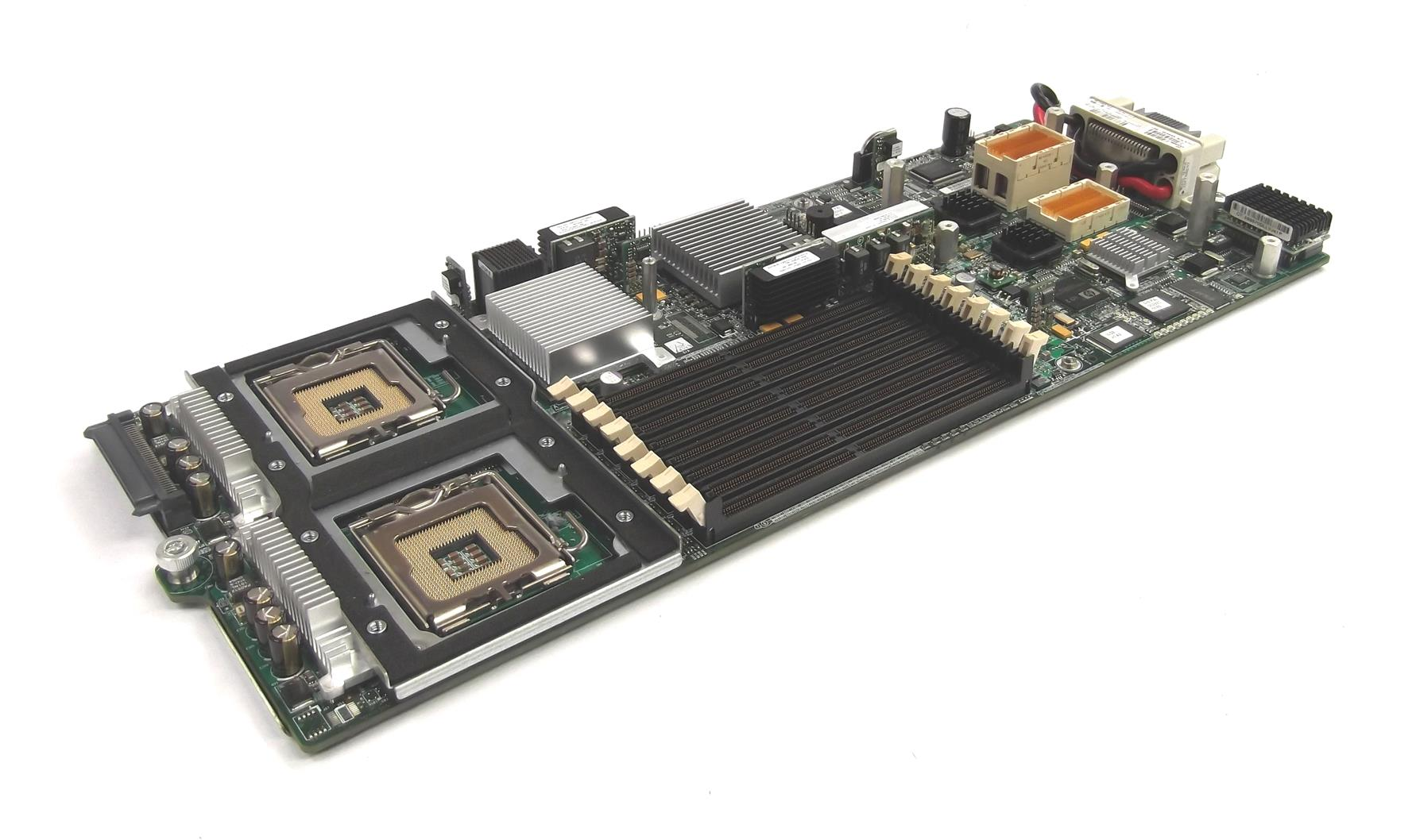 438249-001 - MOTHERBOARD (SYSTEM BOARD) - SUPPORTS QUAD-CORE PROCESSOR
