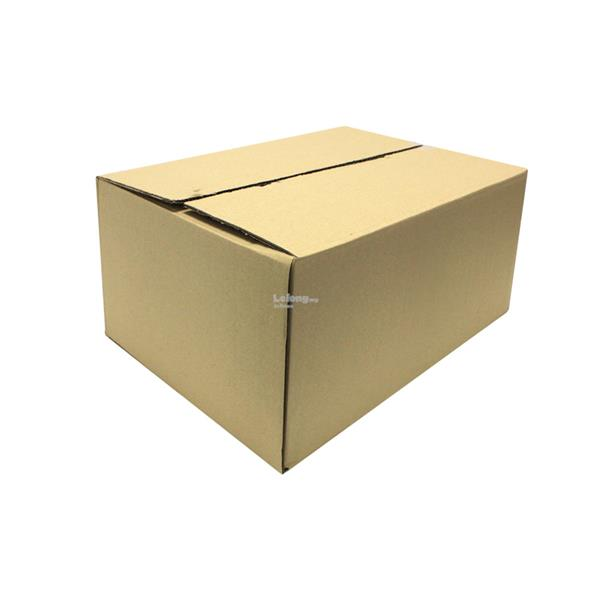 (445x320x200mm, 15 Boxes) Single Wall Carton Box for packing