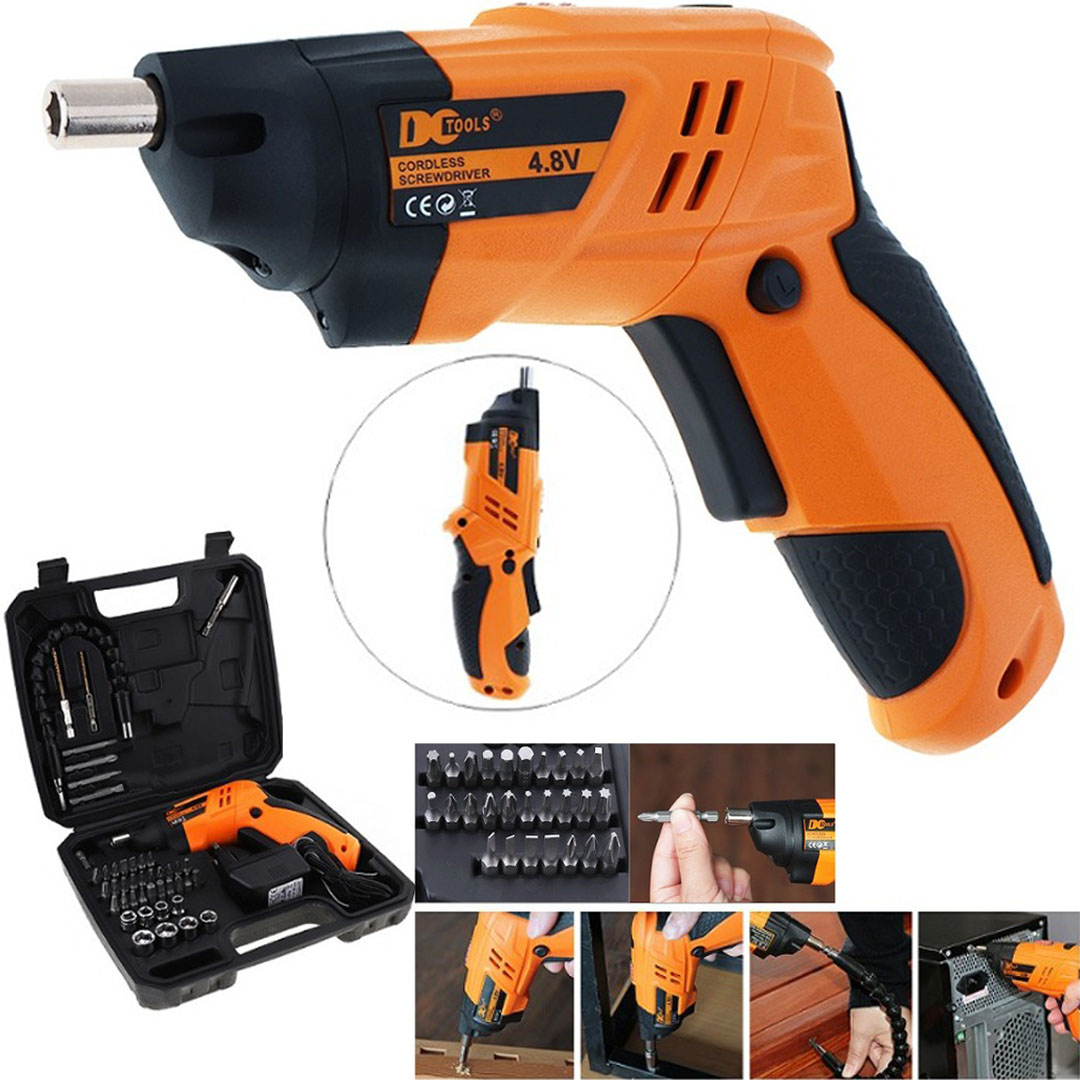 45 Power Tools Cordless Screwdriver End 12 4 2020 230 Pm Led Drill With Light