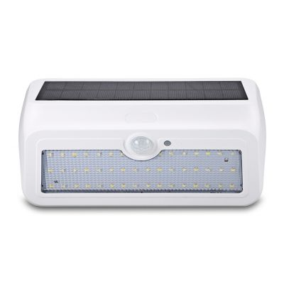 46 LEDs Solar Motion Sensor Wall Light IP65 Waterproof for Outdoors Garden Pat
