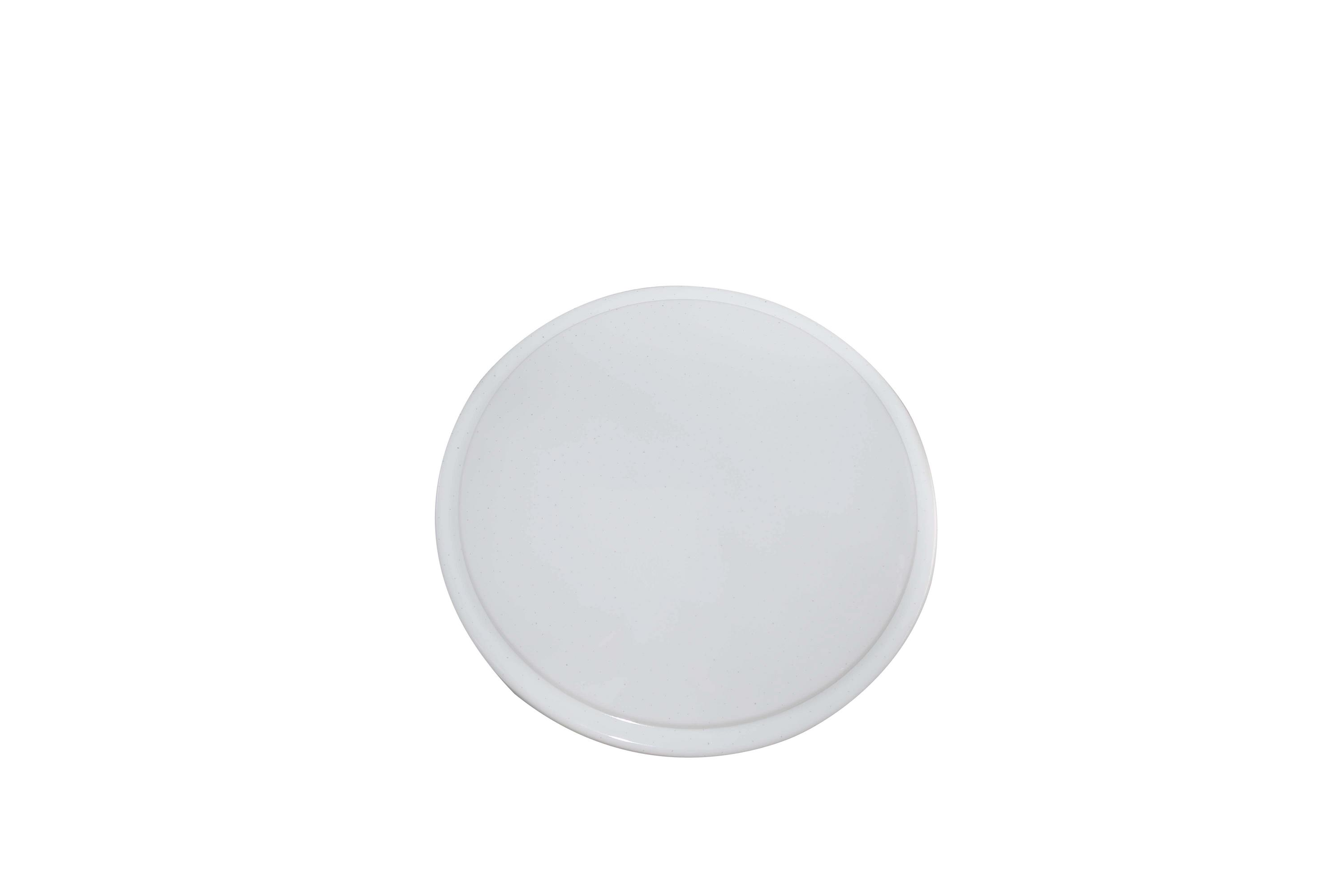 48W POLAR LED Ceiling Light (Plain Circle) Daylight