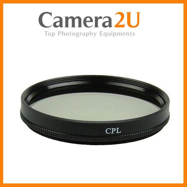 49mm CPL Filter Digital Circular Polarizing CIR-PL CPL Lens Filter