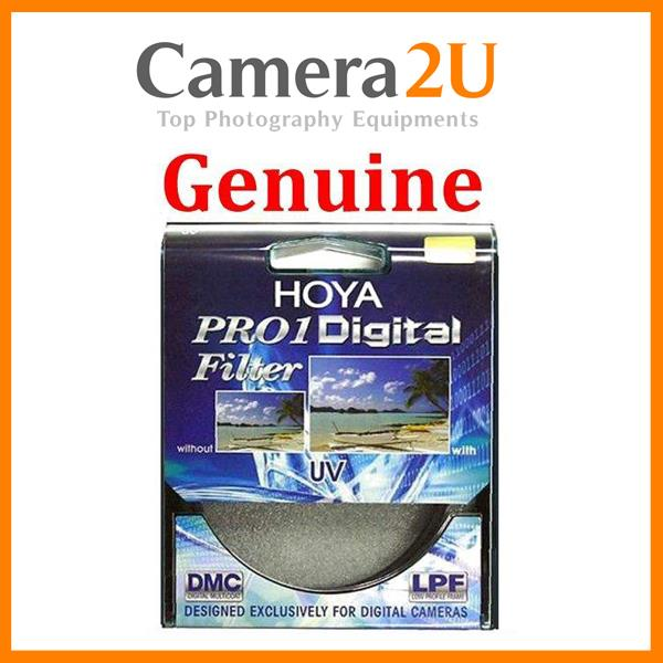 49mm Genuine Hoya PRO1 Digital Camera Lens UV Filter Protector